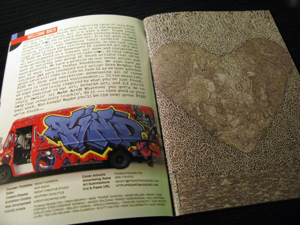 FindArt Magazine 2011