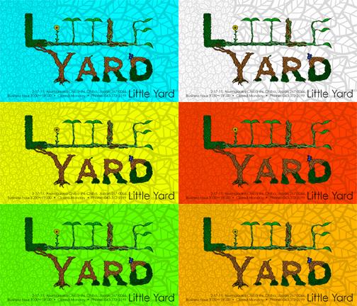 Little Yard Logo Color