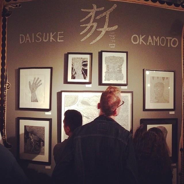 OKAINA IMAGE exhibition