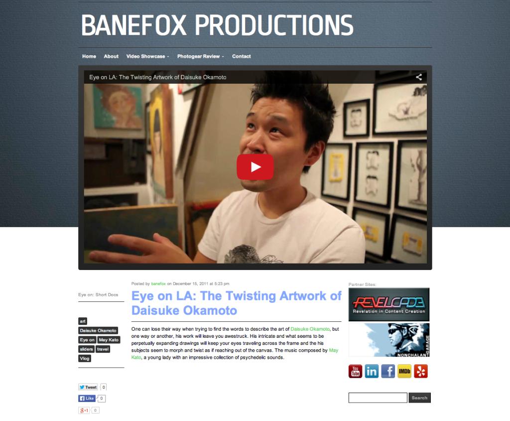 Banefox Daisuke